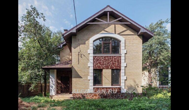 """Построенный дом по проекту 508А """"Одетта"""""""